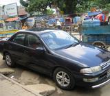 SX Carina, 1995/2000, CNG,1500CC, Sl.-13, Gray color, Fresh