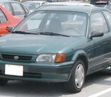 Toyota Corola Corsa Sell MP3, All Auto, CNG, AC