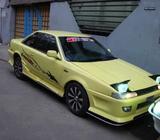 Toyota Trueno Sports Car