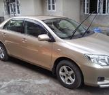Toyota Axio-G Argent Car sell