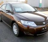 Brand New Toyota Allion 2008 Chari color Tv,navy back camera