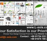World Class Quality Website (Free Domain & Hosting for 1 yr