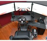 LOGITECH G27 Force Feedback Racing wheel with 100GB games