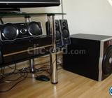 F&D F6000 5.1 home theatre system for sale