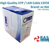 Network / LAN / UTP Cable CAT5E