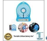 Portable Rechargeable Fan(Lithium Battery