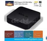 MXQ 4K Smart TV Box KODI 4K Android Media Player