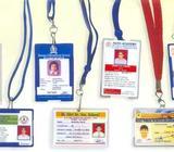 ID Card Ribbon Screen Print