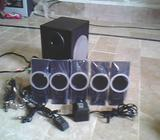 5:1 Creative Home Theater Speaker System -Call 01717181777