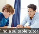 HOUSE TUTOR AVAILABLE FOR ENGLISH MEDIUM STUDENTS. [STD-1 TO A LEVEL