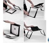 Portable Laptop Table With Fan