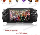 JXD MP3/MP4/MP5 GAMEPLAYER