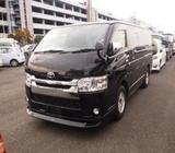Toyota Hiace BLACK 2014