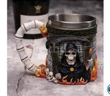 Halloween Skull Mug-DNM2671