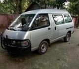 Toyota nava hi rupe 1992
