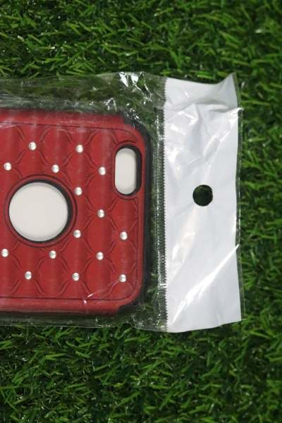 Red Rhinestone iPhone 4&4s cover