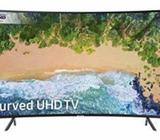 SAMSUNG 55' NU7100 4K HDR SMART TV