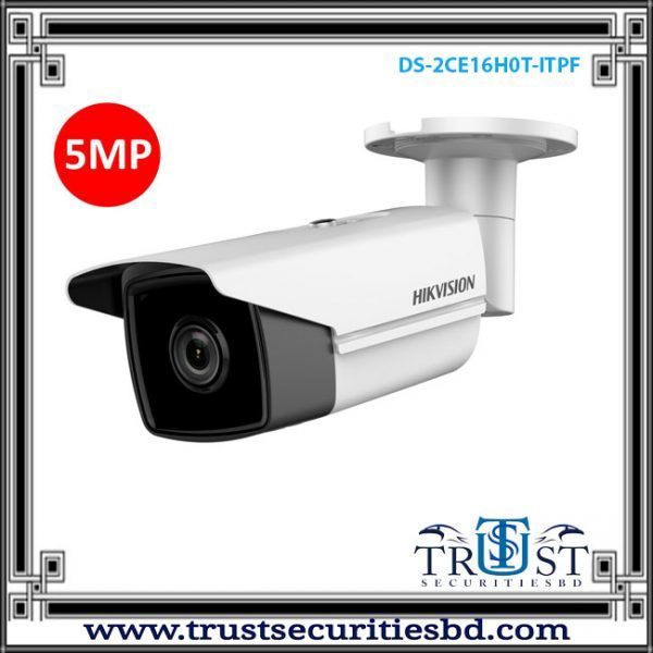 Hikvision 5MP HD CC Camera DS-2CE16HOT-IRPF