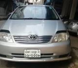 Toyota Corolla Old Shape 2002