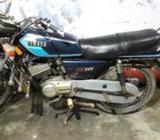 Yamaha RX . 1990