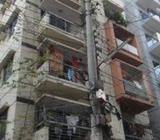 1762 sft top floor Uttara,Sector-11