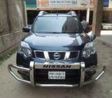 Nissan X-Trail Grey 2012