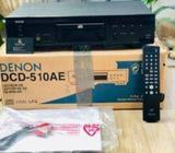 DENON DCD 510E CD MP3 PLAYER