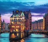 Germany & Spain Visit visa