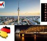 Visa processing Germany