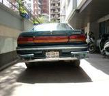 Toyota Carina my road . 1992