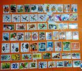 Olympic Games Sports Stamps 64 pcs অলিম্পিক গেম ডাকটিকেট