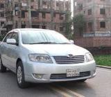 Toyota Corolla G Edition 2005