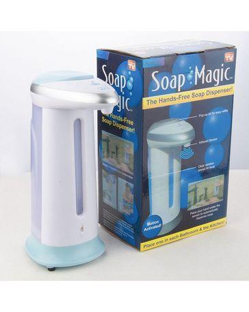 Soap magic (Automatic Soap Dispenser)