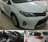 Toyota Auris New Shape 2013
