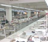 Garments factory available at rent on Ashulia Highway
