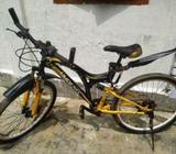 Phoenix brand bicycle with hydrolik and gear