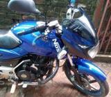 Bajaj Pulsar Blue 2012