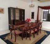 Fully Furnished 4 bed room apt rent at Baridhara diplomatic zone