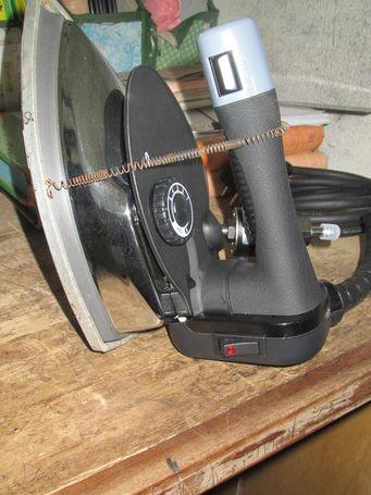 Electronic Auto Iron