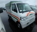 Mitsubishi White Cover-Van 2013