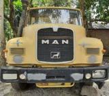Oil tank truck 1990