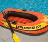 Intex Rubber Boat 2-Person