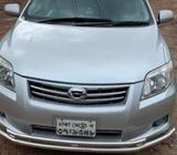 Toyota Axio X Limited 2011