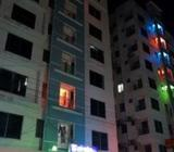 617 sft flat in Hotel at Cox's Bazar & Get 37,500 tk Rent monthly