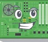 Motherboard repair service with original parts