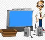 Audio & Video Repair Service