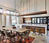 Open Kitchens with Living Spaces Design