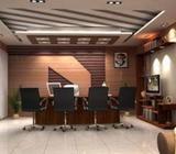 Modern Office Interior Design & Decoration -UD.0017