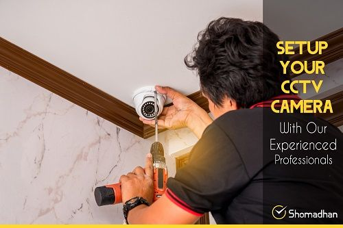 Reliable CCTV Installation Services in Dhaka