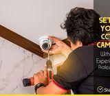 Reliable CCTV Installation – Shomadhan